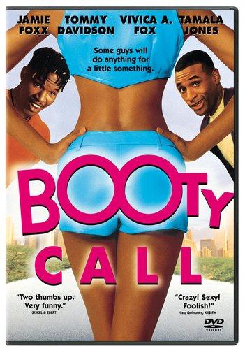 BOOTY CALL BY FOXX,JAMIE (DVD)