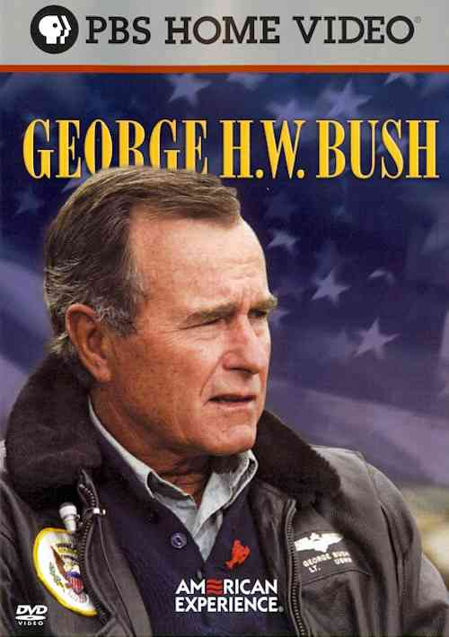 AMERICAN EXPERIENCE:GEORGE HW BUSH BY AMERICAN EXPERIENCE (DVD)
