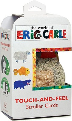 The World of Eric Carle Touch-and-Feel Stroller Cards By Carle, Eric